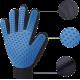 Pet Grooming Glove